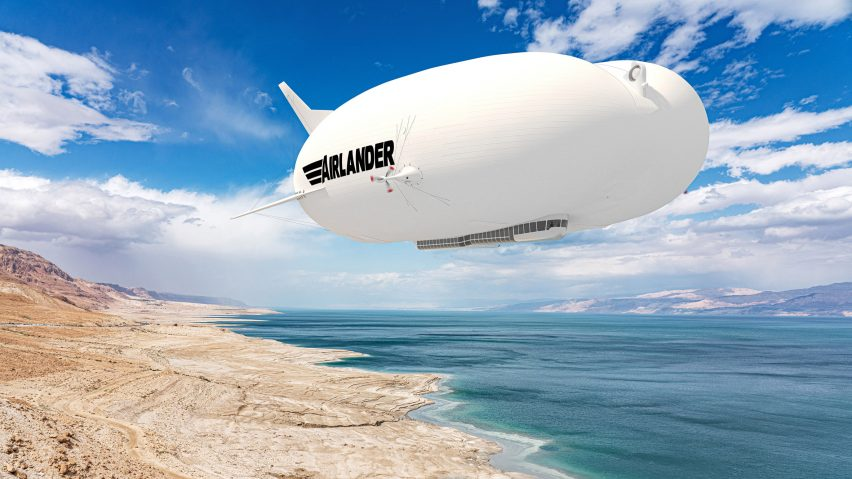 Flying Bum Airlander 10