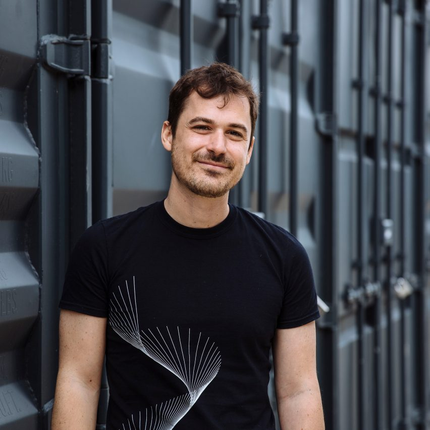 Dezeen Awards 2020 judge Arthur Mamou-Mani