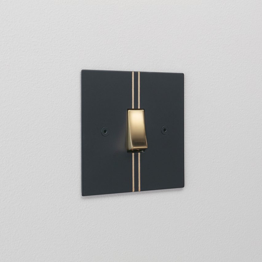 Kelly Hoppen Focus SB light switches