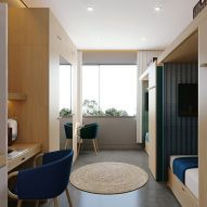 PriestmanGoode to design interiors of vast Indian co-living spaces