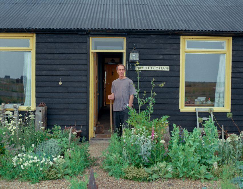 Prospect Cottage campaign Derek Jarman