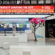Carlo Ratti's Eyes of the City exhibition in Shenzhen tracks visitors with facial-recognition tech