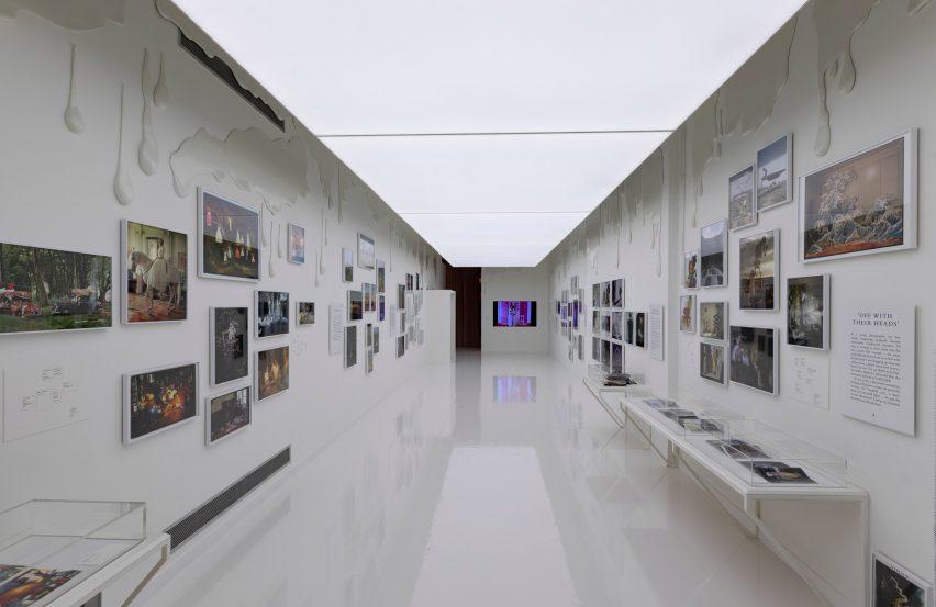 Shona Heath Tim Walker exhibition design