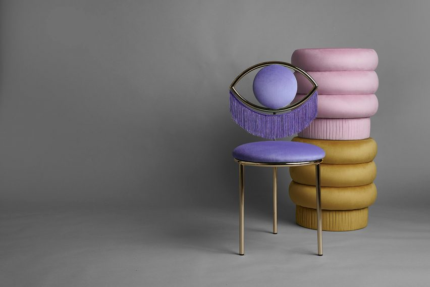 Masquespacio Wink chair