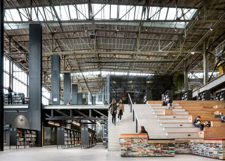 2020s Architecture Predictions: Lochal Tilburg Library