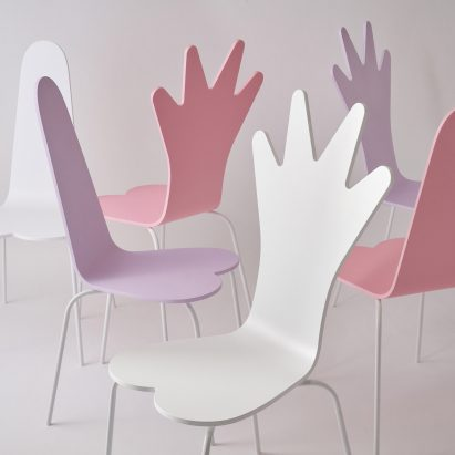 PHaB1&2 cafe chairs by Adam Nathaniel Furman
