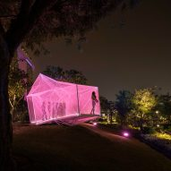 Airmesh Pavilion by AIRLAB in Singapore