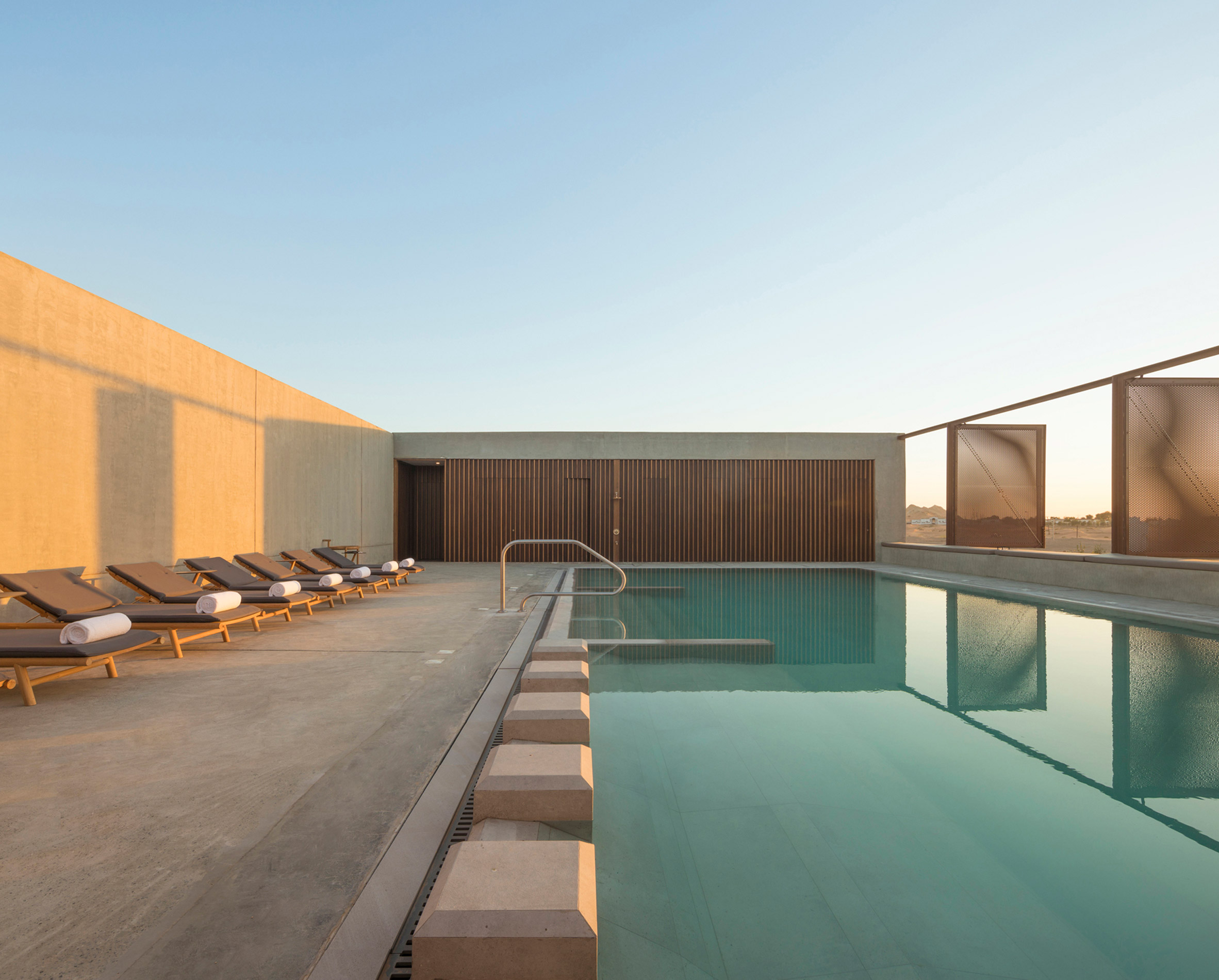 Al Faya Lodge is a hotel and spa in Sharjah by Shurooq