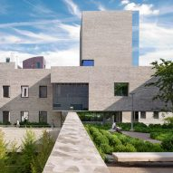 Tod Williams Billie Tsien faces $10.7 million lawsuit for Princeton University building