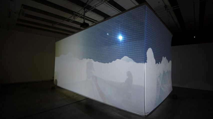 BCXSY's Reciprocal Syntax installation explores the nature of collaboration