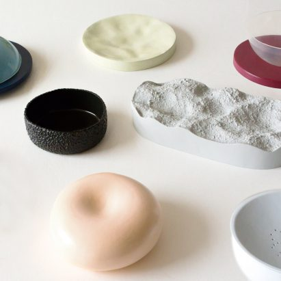 Teresa Berger's multi-sensory crockery rebuilds our connection to food