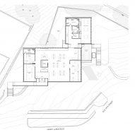 BKCW Offices by Mark Odom Studio Plan