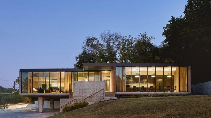 BKCW Offices by Mark Odom Studio
