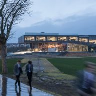 OMA combines sports and science at Brighton College
