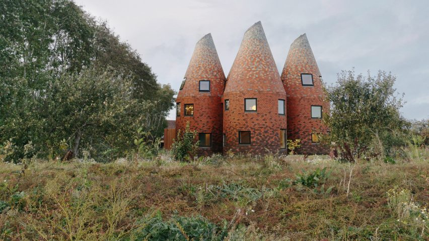 Bumpers Oast house by ACME exterior