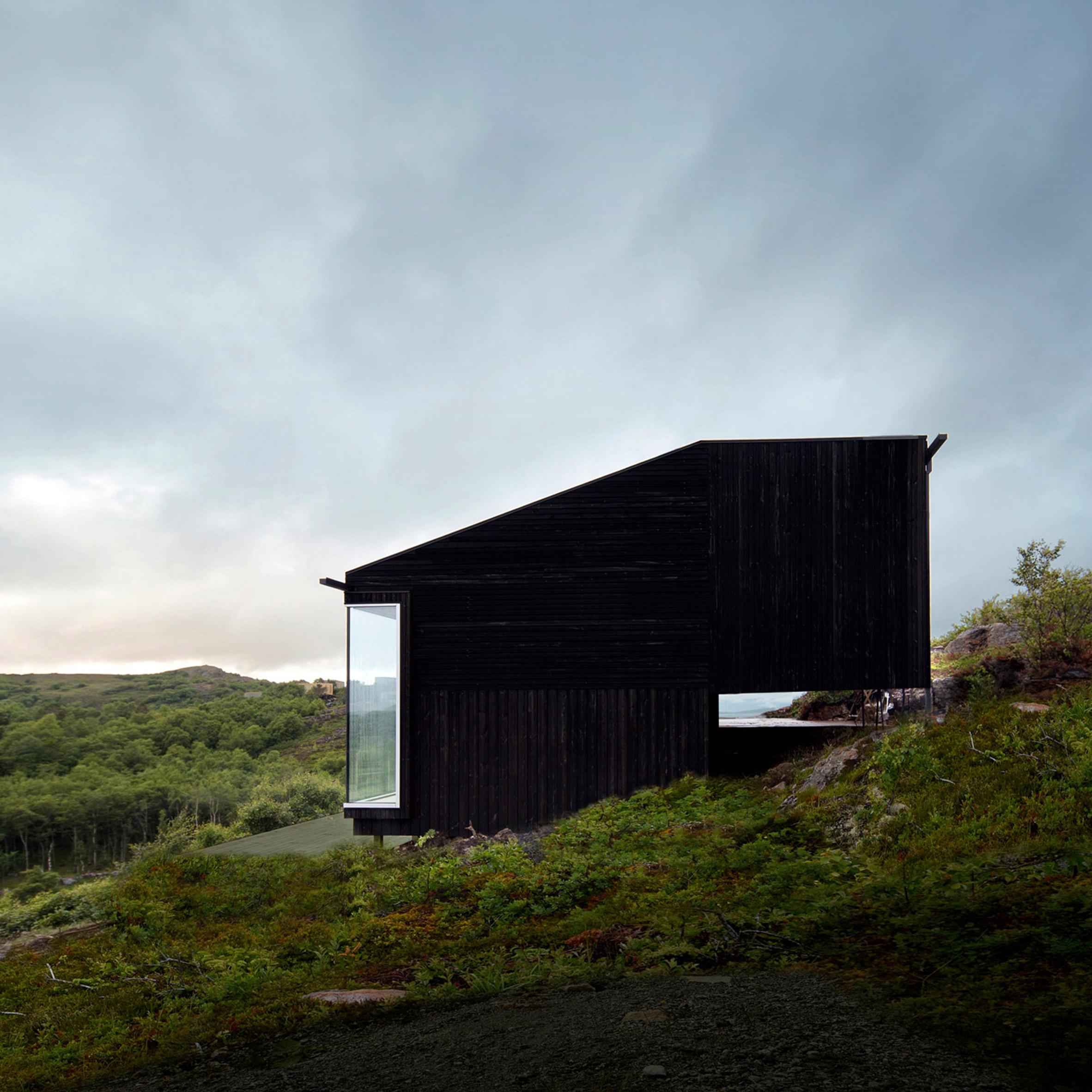 Cabin Stokkoya by Kappalnd