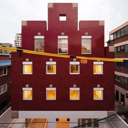 Cascade house by Aoa Architects