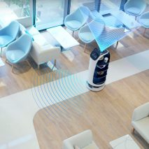 CES 2020 robots
