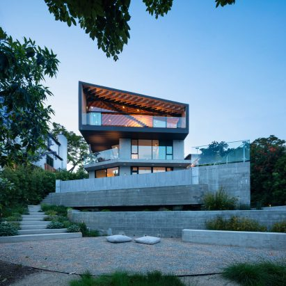 Clive Wilkinson West Los Angeles Residence