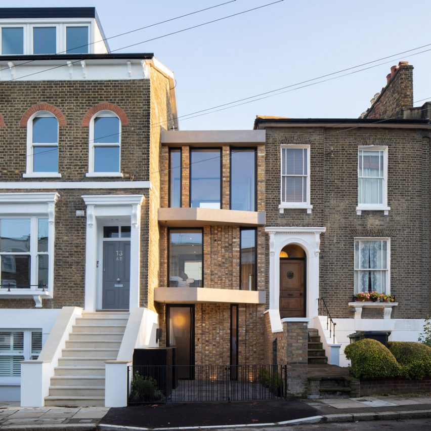 Top 10 British architecture projects of 2020: The Coach House by Selencky Parsons