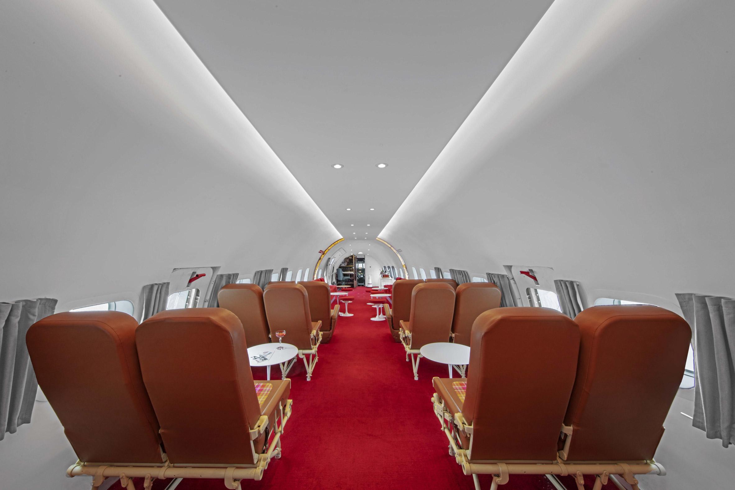Connie Airport Lounge and Bar by Stonehill Taylor