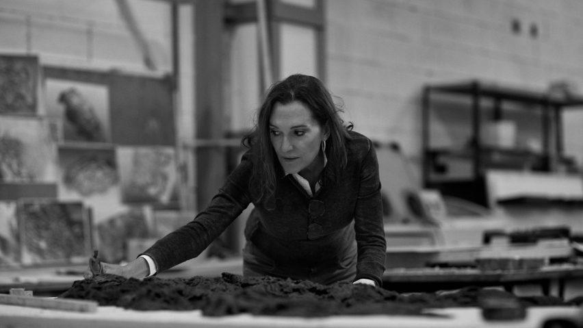 Cristina Iglesias wins 2020 Royal Academy Architecture Prize