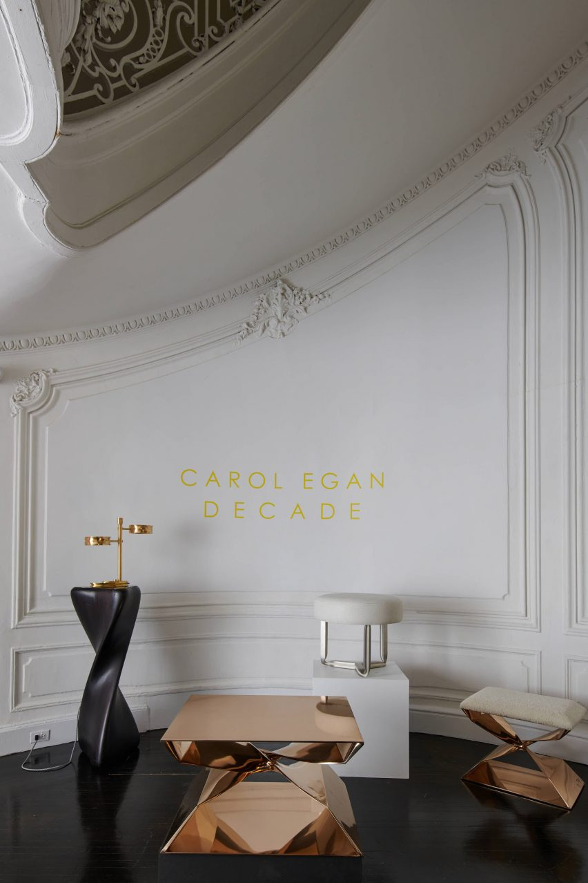 Decade Carol Egan at Elizabeth Collective