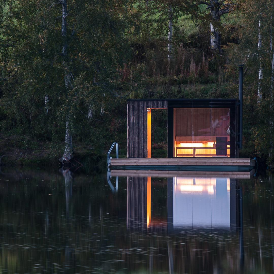 Dezeen top 10 sauna roundup