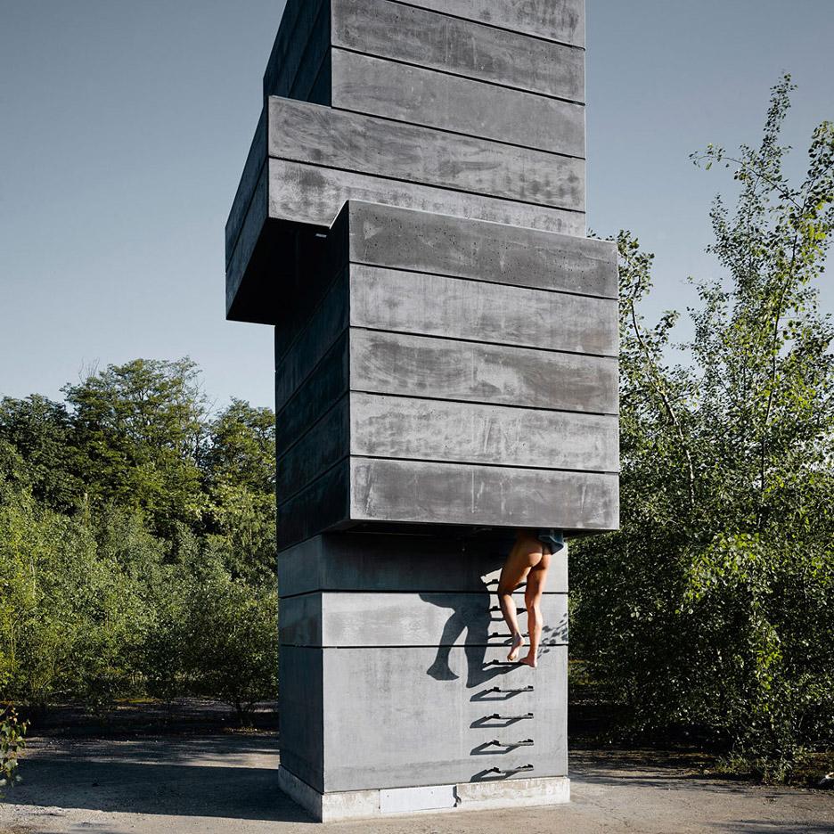 Dezeen top 10 saunas
