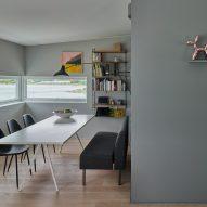 Arne Algeröd self-designed home