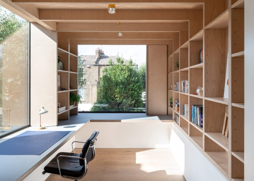 Lawford Road by OEB Architects. Photo is by French+Tye