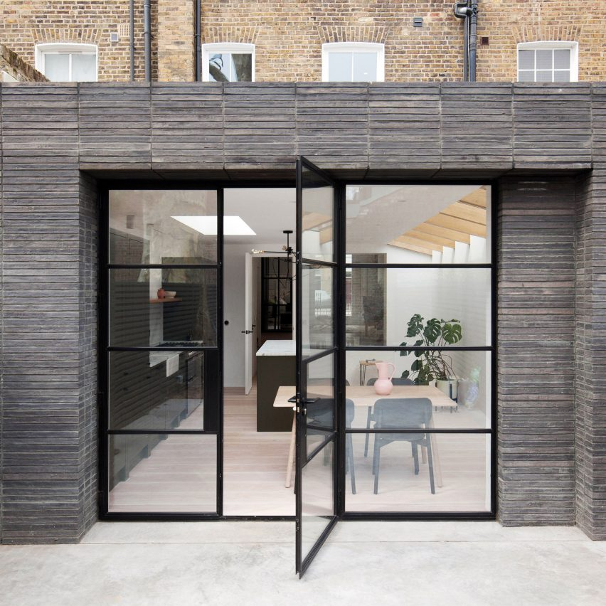 De Beauvoir Townhouse, Hackney, by HÛT
