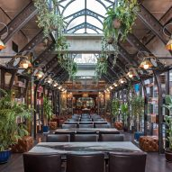 Eclectic decor fills Eberly restaurant and tavern in central Austin