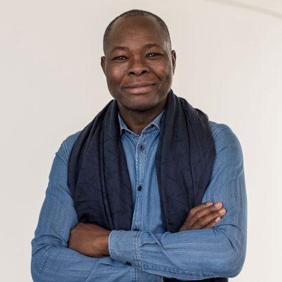 Diébédo Francis Kéré portrait