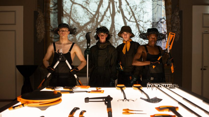 Tool manufacturer Fiskars releases debut streetwear collection