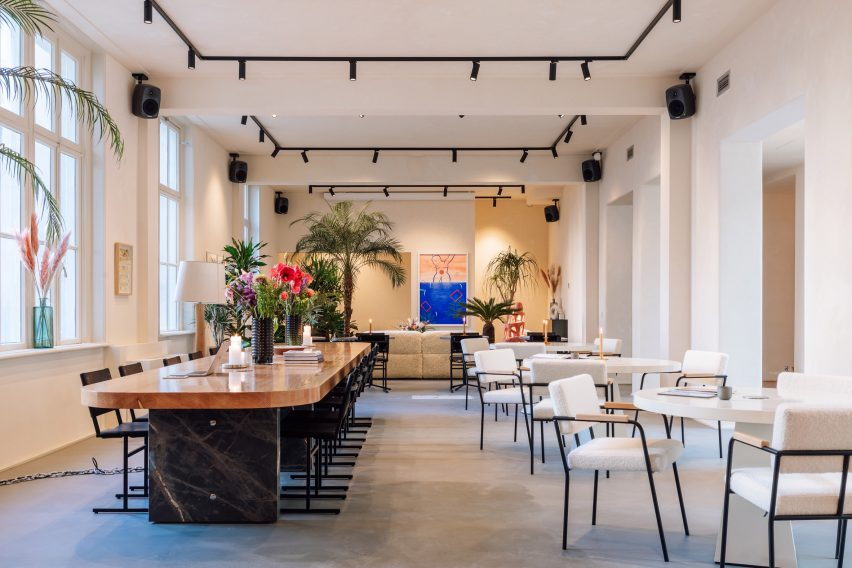 Fosbury & Sons Amsterdam, designed by Going East
