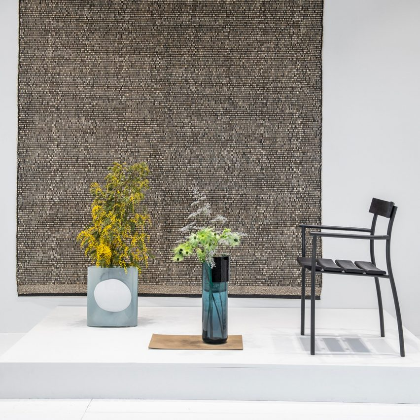 Julie Richoz is among French designers at the Rising Talents at Maison&Objet 2020