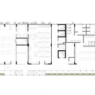 Gastronomy and Hospitality School by 51-1 First Floor Plan
