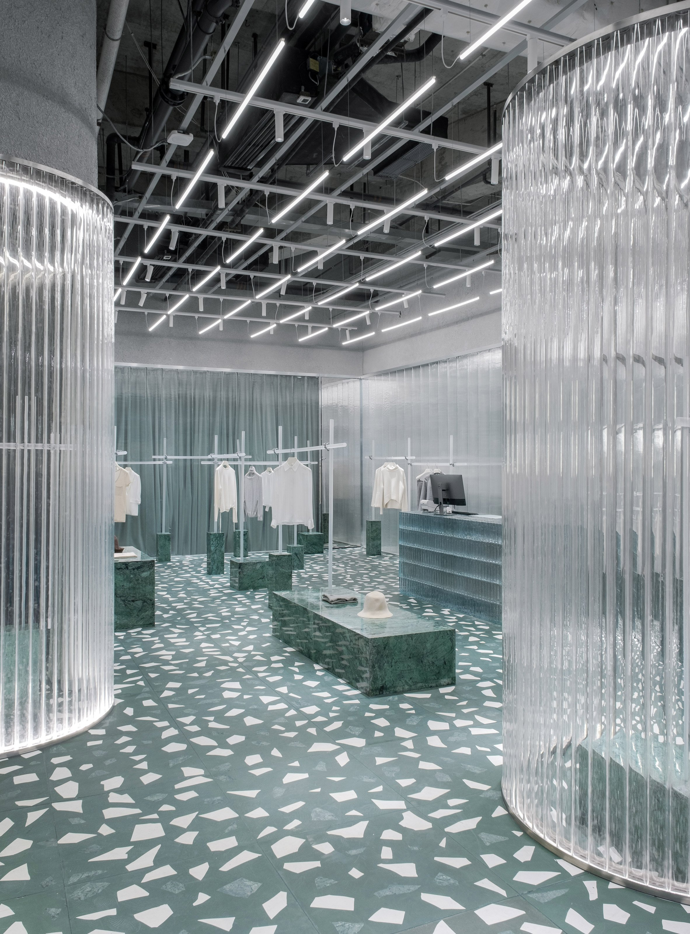 Geijoeng store in China, designed by Studio 10