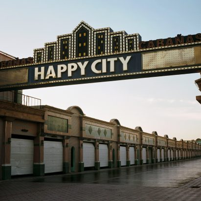 Happy City by Kurt Hollander