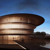 Tadao Ando reveals design for He Art Museum in China