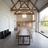 John Pawson designs his own minimalist rural retreat