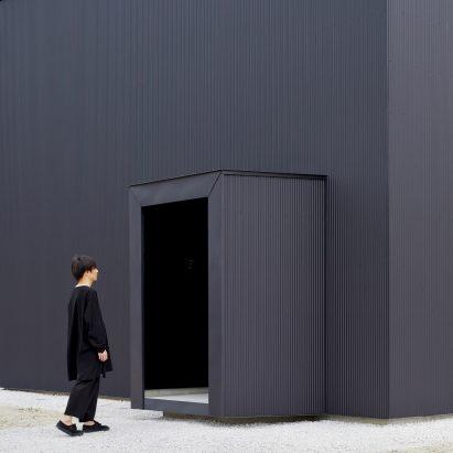 House in Kadogawa by Atelier Kento Eto