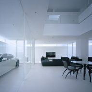 House in Takamatsu by Fujiwaramuro Architects