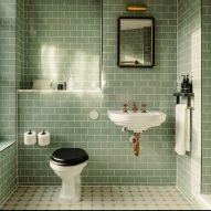 Explore the latest bathroom trends on this week's Pinterest board