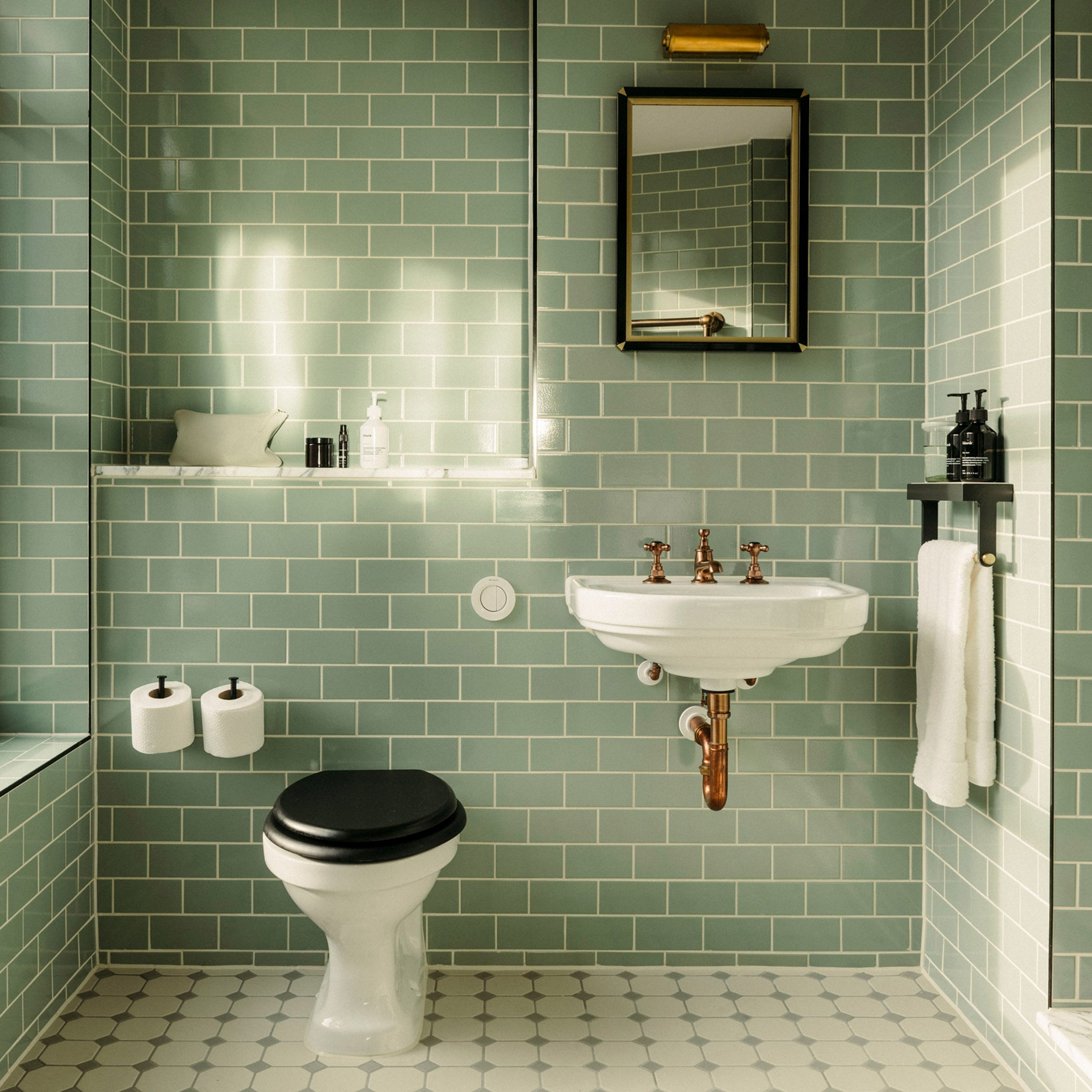 Explore The Latest Bathroom Trends On This Week S Pinterest Board