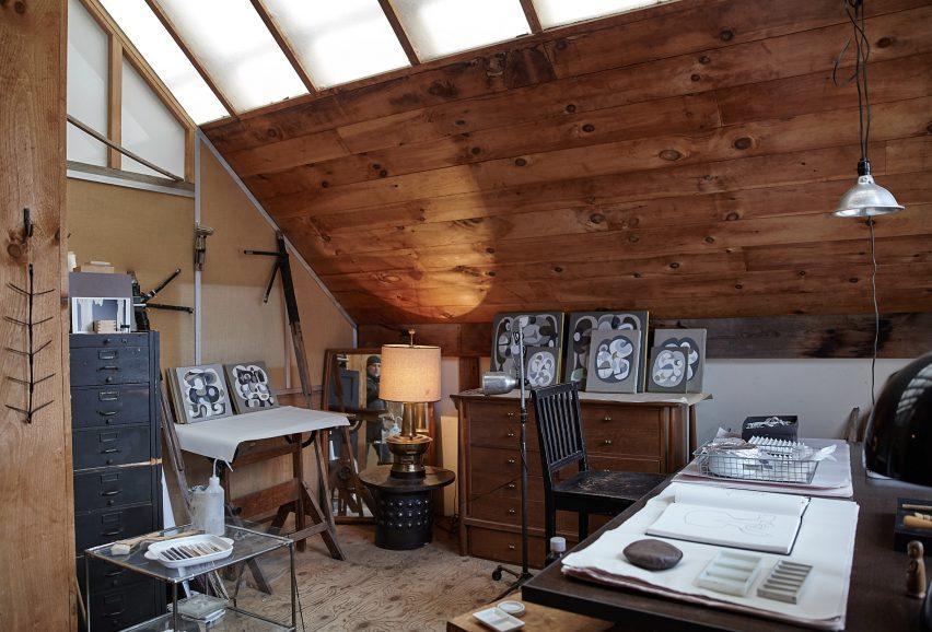 John-Paul Philippe'sConnecticut home and studio
