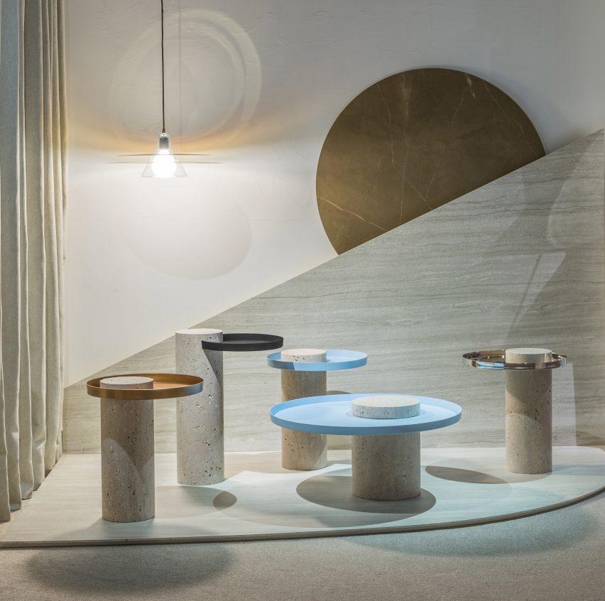 La Chance furniture at Maison&Objet