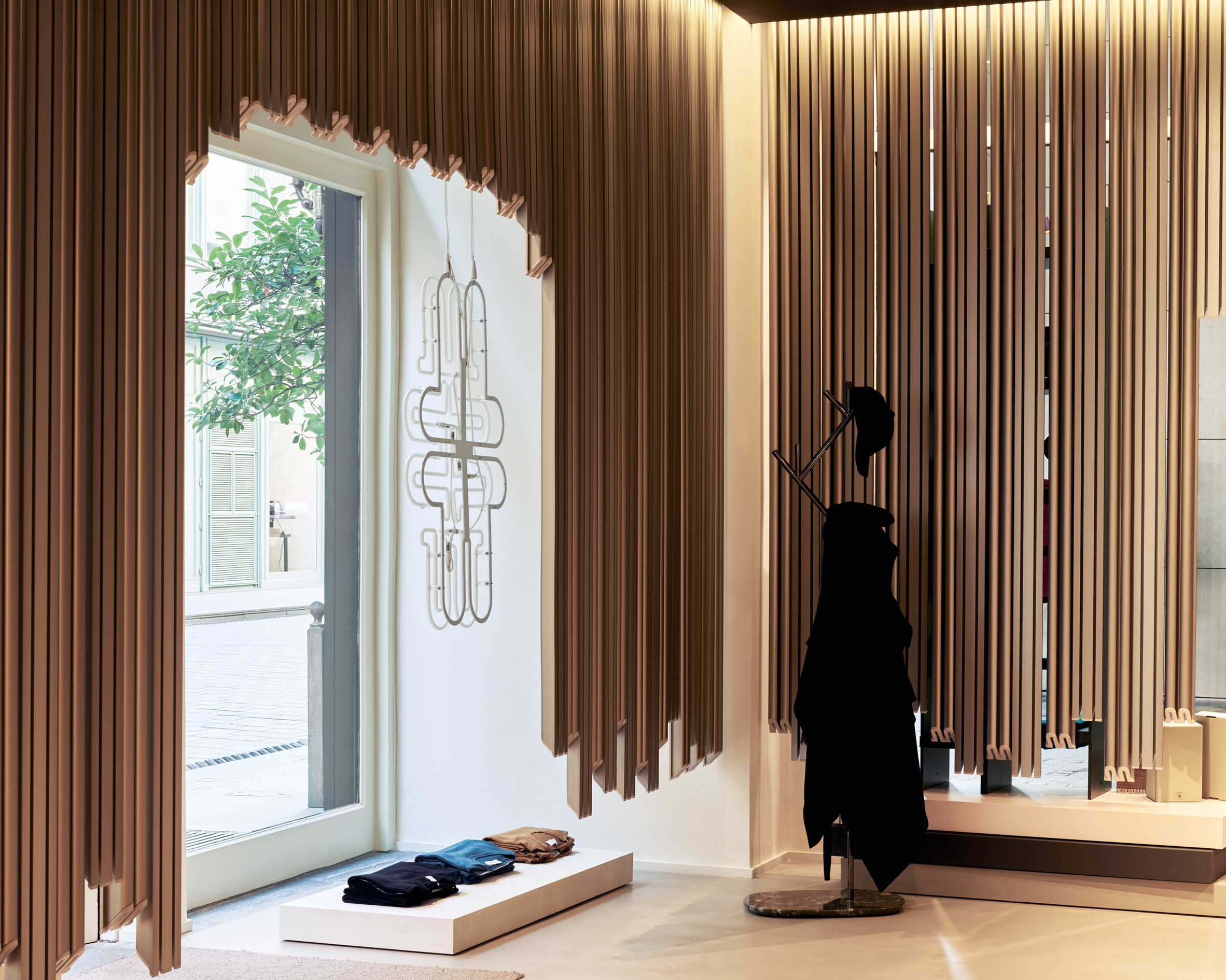 La Manufacture boutique in Paris
