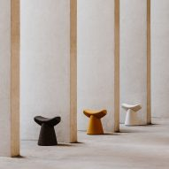 La Manufacture furniture: Gardian by Patrick Norguet